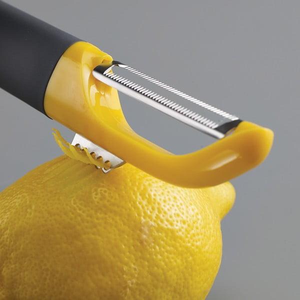 Żółta obieraczka Joseph Joseph Multi-peel