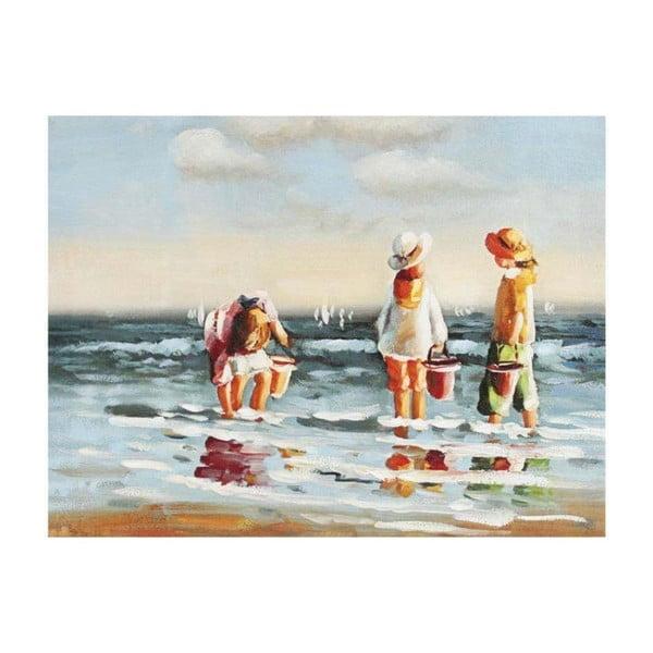 Obraz Radość nad morzem, 40x30 cm