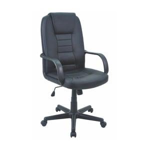 Czarny fotel biurowy 13Casa Lawyer A14