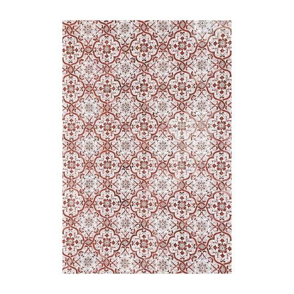 Dywan winylowy Lisboa Rojo, 100x150 cm