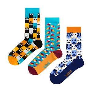 Podarunkowy zestaw skarpet Ballonet Socks Animal, velikost 36-40