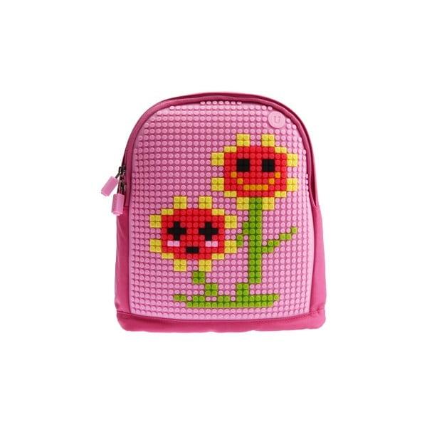 Plecak Pixelbag, różowy