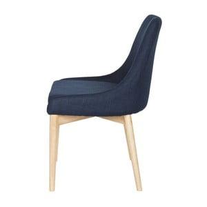 Zestaw 2 krzeseł Kobe Blue