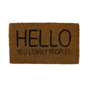 Wycieraczka Happy Jackson Hello You Lovely People