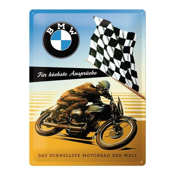 Blaszana tablica BMW, 30x40 cm