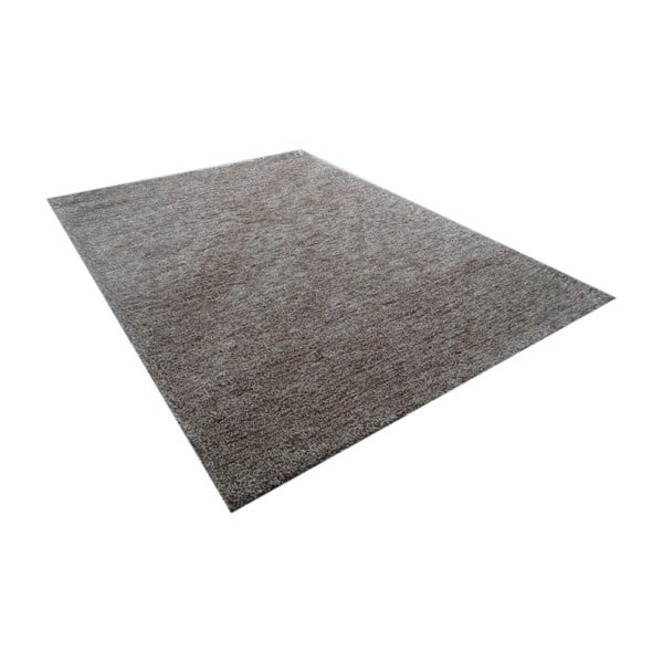 Szaro-brązowy dywan Smoothy, 120x170cm