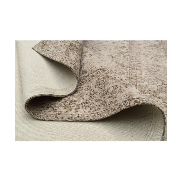Piaskowy dywan wełniany Canada, 160x230 cm