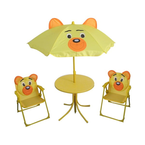Dziecięcy zestaw kempingowy Bear