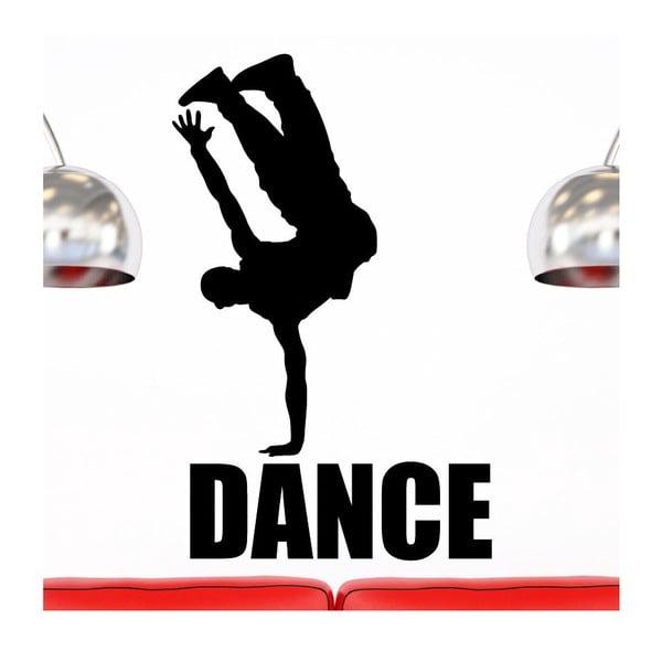 Naklejka Hip Hop Dancer