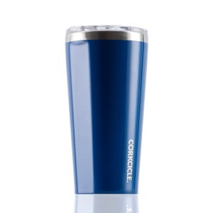 Niebieski   kubek termiczny Root7 Tumbler Riviera, 473 ml