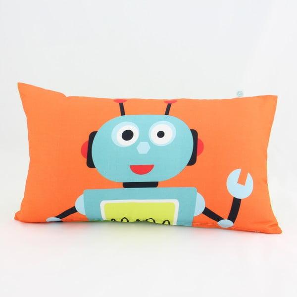Poszewka na poduszkę Robots 50x30 cm