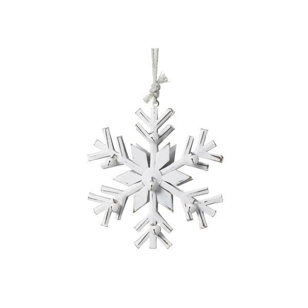 Dekoracja świąteczna, wisząca Parlane Snowflake