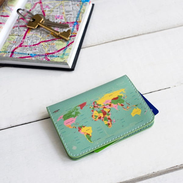 Etui na karty Rex London World Map