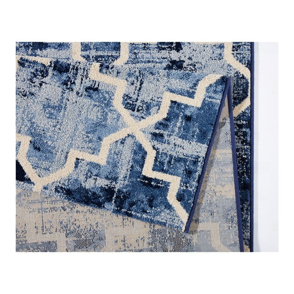 Niebieski dywan Mint Rugs Diamond, 160x230cm