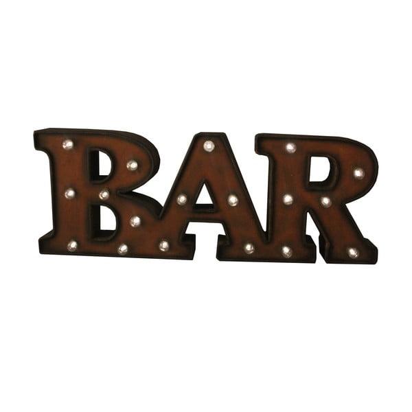 Świecący napis Antic Line Bar Mot