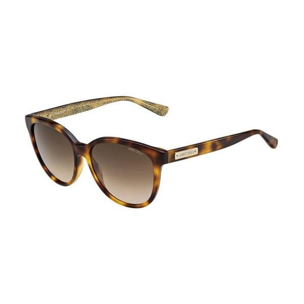 Okulary przeciwsłoneczne Jimmy Choo Lucia Havana/Brown