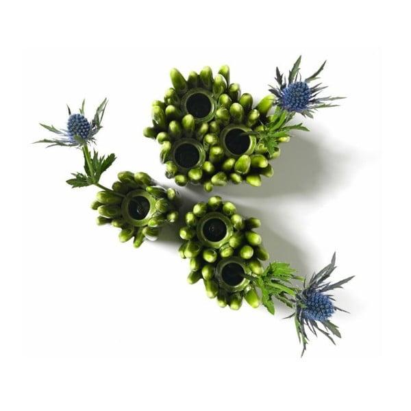 Ceramiczny wazon Grass, dwa otworzy na kwiatki