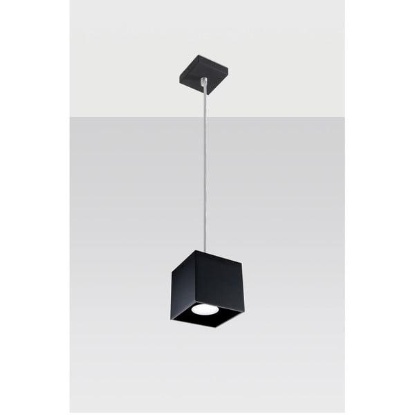 Czarna lampa wisząca Nice Lamps Geo 1