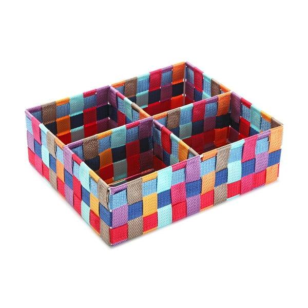Pudełko z 4 przegródkami Colorendo