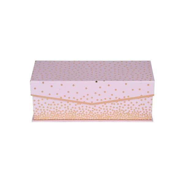 Zestaw 3 podłużnych pudełek magnetycznych Tri-Coastal Design Sky And Glitters