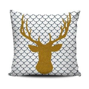 Poszewka na poduszkę Christmas Deer 4, 45x45 cm