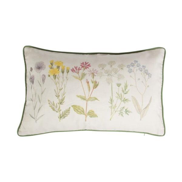 Poduszka Sass & Belle Wildflower, podlouhly