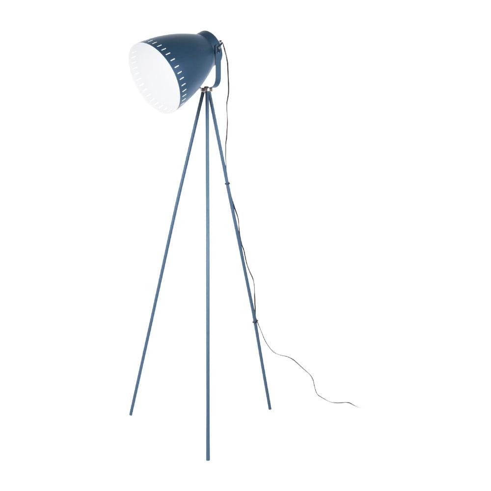 Ciemnoniebieska lampa stojąca Laitmotiv Mingle