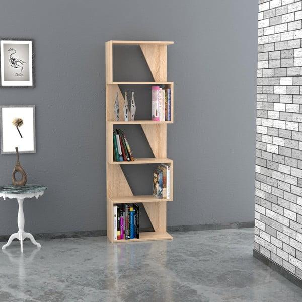 Biblioteczka Frame 168x54 cm Oak