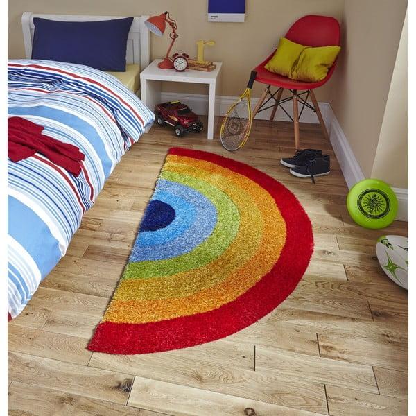 Tęczowy dywan Hong Kong 70x140 cm