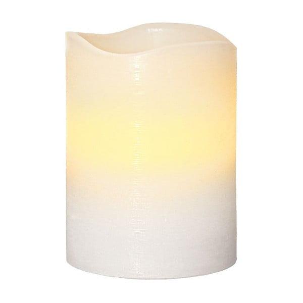 Świeczka LED Real White, 10 cm