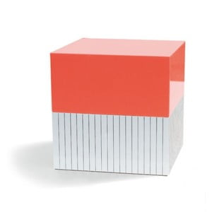 Szkatułka na biżuterię Remember Stripes & Orange