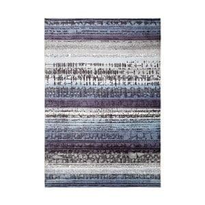 Dywan Esprit Graphic Edge Blue, 120x180 cm