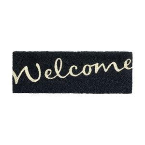 Wycieraczka Hamat Ruco Welcome Black, 26x75 cm