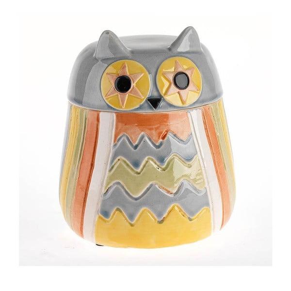 Ceramiczny pojemnik Owl