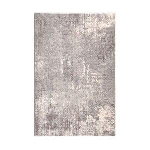 Beżowo-szary dywan dwustronny Halimod, 77x150cm