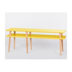 Szafka Mugo Yellow, 119 cm