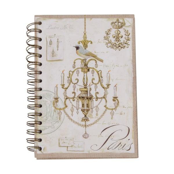 Notes Paris Chandelier