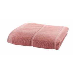Jasnoróżowy ręcznik Aquanova Adagio, 70x130cm