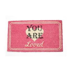 Wycieraczka You Are Loved, 40x70 cm