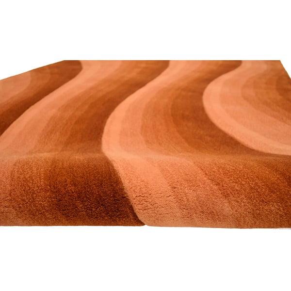 Dywan Casablanca 120x180 cm, odcienie brązu