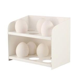 Stojak na jajka, biały