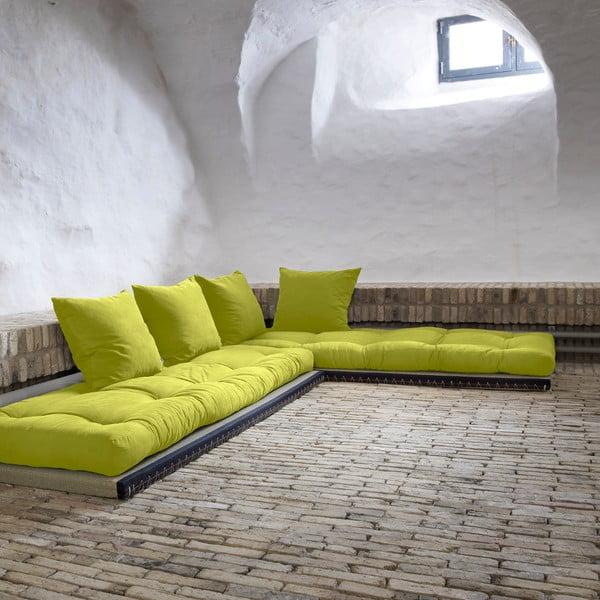 Sofa wielofunkcyjna Karup Chico Pistacie