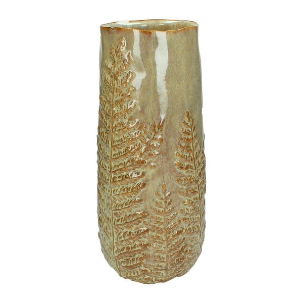 kamionkowy wazon w kolorze ko ci s onioweji hf living 29 5 cm bonami. Black Bedroom Furniture Sets. Home Design Ideas