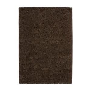 Dywan Solar 78 Dark Brown, 80x150 cm