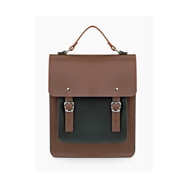 Skórzany plecak Howson Chestnut/Black