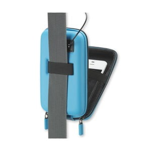 Uniwersalne pudełko Moleskine Shell, niebieskie