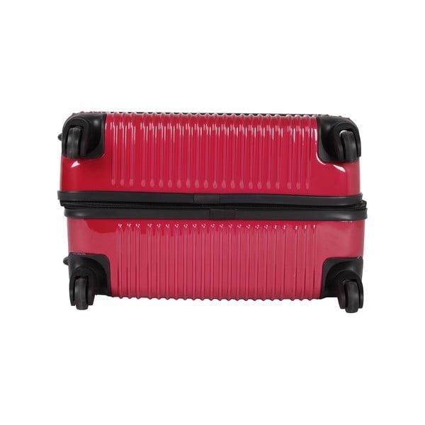 Walizka Azzaro Trolley Red, 70.2 l