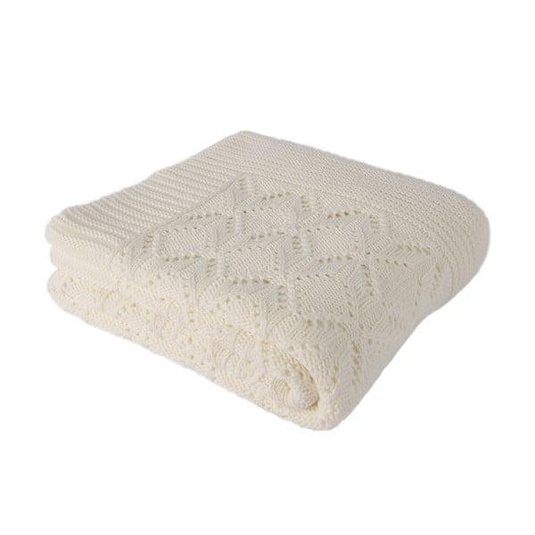 Koc Cotton Ecru, 130x170 cm