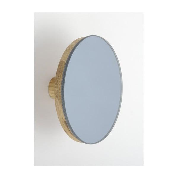 Lustrzany wieszak Chene Blue, 14 cm