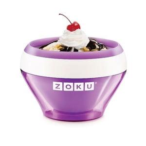 Fioletowa maszynka do lodów Zoku Ice Cream